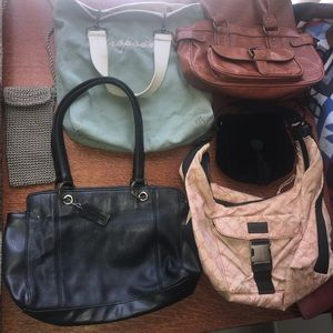 Cole Haan Aeropostale Worthington R Lauren Purses